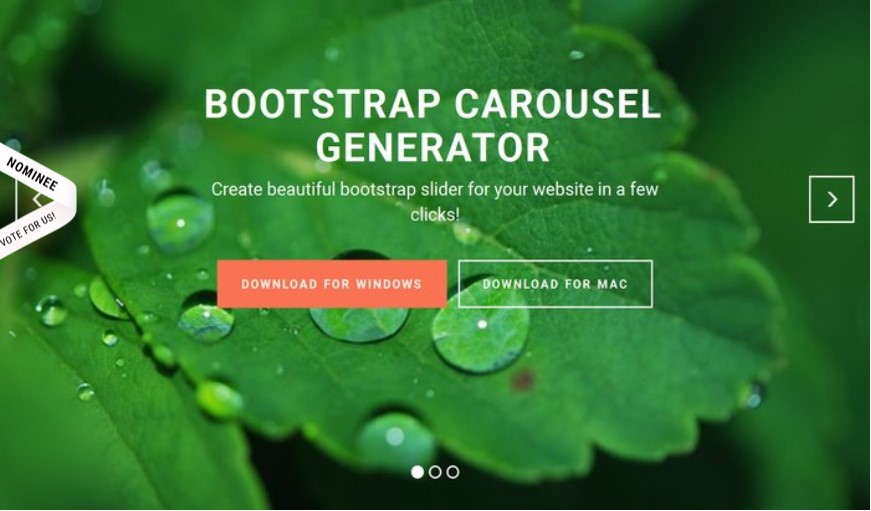 Bootstrap Carousel Slider Autoplay